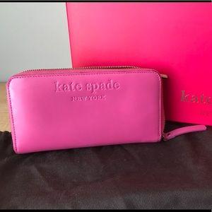 Kate Spade Pink 💗 wallet